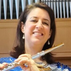 Profile photo of Wendy Hymes (flute)